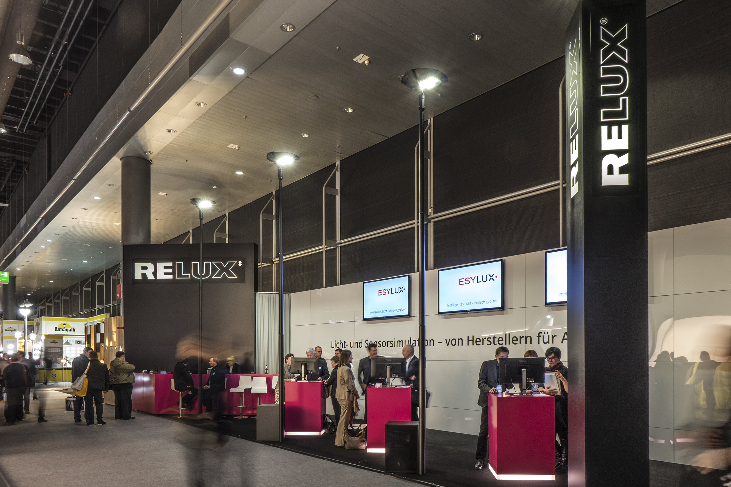Exhibition Stand Revit : Reluxnet